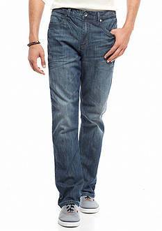 Red Camel Destruction Bootcut Jeans