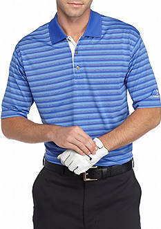 PEBBLE BEACH™ Classic-Fit Shadow-Striped Performance Golf Polo Shirt