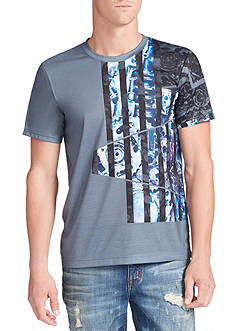 WILLIAM RAST™ Abstract Flag Graphic Tee