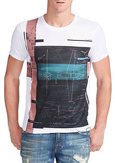 WILLIAM RAST™ Aerial Plan Graphic Tee