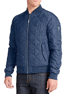 WILLIAM RAST™ Bedford Quilted Bomber Jacket