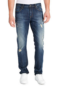 WILLIAM RAST™ Dean Slim-Fit Straight-Leg Jeans