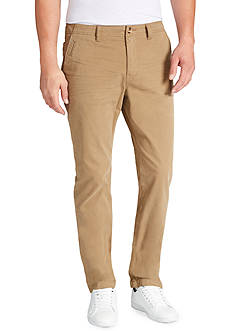 WILLIAM RAST™ Kent Slim-Fit Straight-Leg Stretch Twill Pants