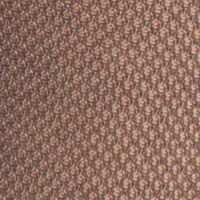 Mens Casual Socks: Earth Saddlebred Mercerized Cotton Pique Neat Crew Socks - Single Pair