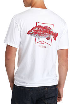 Saturday Down South Comfort Colors Saturday Bass Pocket Tee