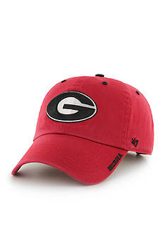 '47 Brand Georgia Bulldogs Ice 47 Clean Up Hat