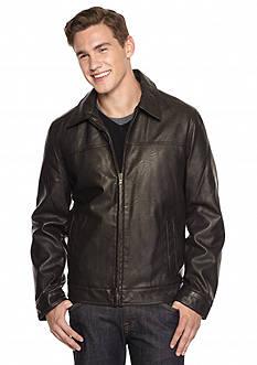 Tommy Hilfiger Faux Leather Jacket