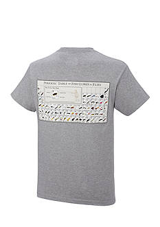Columbia PFG Short Sleeve Periodic Chart Graphic Tee