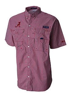 Columbia Short Sleeve Alabama Crimson Tide Super Bonehead Shirt