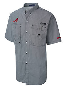 Columbia Short Sleeve Alabama Crimson Tide Super Bonehead Shirt