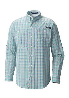 Columbia PFG® Super Tamiami Long Sleeve Button Down Shirt