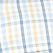 Fishing Apparel for Men: Steel Mini Plaid Columbia PFG Super Tamiami Short Sleeve