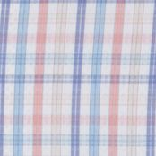 Fishing Apparel for Men: Sorbet Mini Plaid Columbia PFG Super Tamiami™ Short Sleeve Shirt
