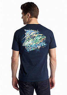 Columbia PFG Offshore Charm Short Sleeve Tee