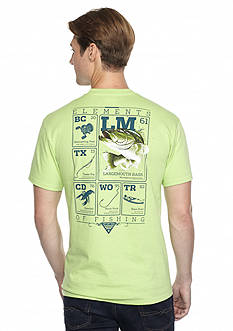 Columbia PFG Elements Bass Graphic Tee