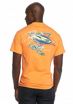 Columbia PFG Short Sleeve Classic Tuna Graphic Tee