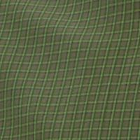 St Patricks Day Outfits For Men: Surplus Green Mini Check Columbia™ Rapid Rivers II Long Sleeve Shirt