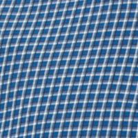 St Patricks Day Outfits For Men: Abyss/Marine Blue Mini Check Columbia™ Rapid Rivers II Long Sleeve Shirt
