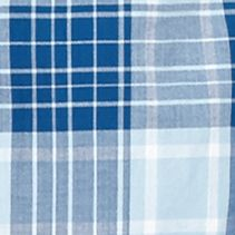 Men: Columbia™ Outdoors: Marine Blue Plaid Columbia™ Rapid Rivers II Long Sleeve Shirt