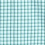 St Patricks Day Outfits For Men: Aqua Mini Check Columbia™ Rapid Rivers II Long Sleeve Shirt