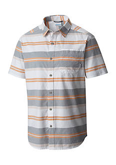Columbia Thompson Hill™ II Short Sleeve Yarn Dye Shirt