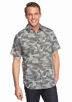 Columbia Under Exposure Short Sleeve Print Shirt