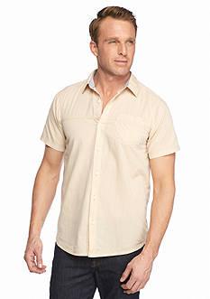 Columbia Campside Crest Short Sleeve Shirt