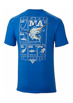 Columbia PFG Elements Marlin II Tee