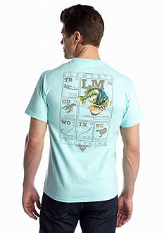 Columbia™ PFG Elements Bass II Short Sleeve Tee