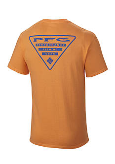 Columbia Big & Tall PFG Triangle™ Short Sleeve Graphic Tee