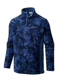 Columbia Klamath Range™ Printed Half Zip Pullover