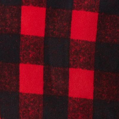Men: Hoodies & Fleece Sale: Mountain Red Plaid Columbia Klamath Range™ Printed Half Zip Pullover