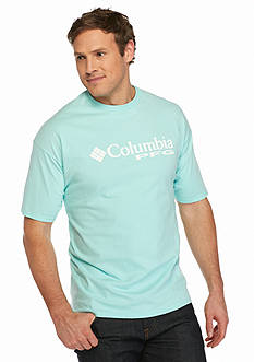 Columbia Big & Tall PFG Logo™ II Short Sleeve Graphic Tee