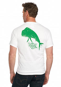 Columbia PFG Silhouette Series™ Dorado Short Sleeve Graphic Tee