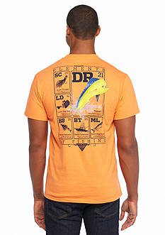 Columbia PFG Short Sleeve Elements Dorado™ Graphic Tee