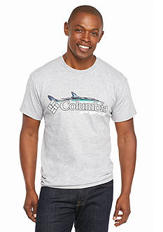 Columbia PFG Short Sleeve Shifting Shoreline™ Tarpon Graphic Tee