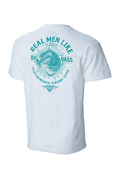 Columbia PFG Big Bass Short Sleeve Graphic Tee