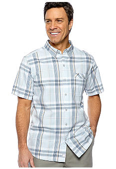 Columbia Welsh Creek Plaid Short Sleeve