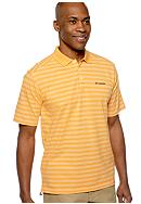Columbia™ Striped Elm Creek Polo