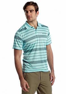 Columbia™ Utilizer Stripe Polo