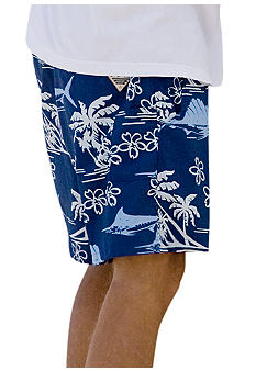 Columbia Backcast Printed Swim Shorts