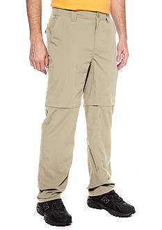 Columbia™ Loose Fit Blood and Guts Flat Front Pants