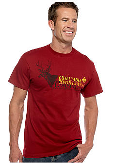 Columbia Big & Tall Hunting Tee