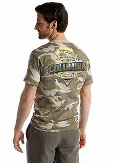 Columbia™ PFG Rough Wake Tee
