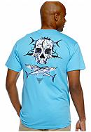 Columbia™ Offshore Skull Graphic Tee
