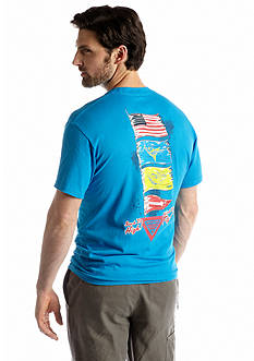 Columbia™ PFG Americana Paddling Out Tee