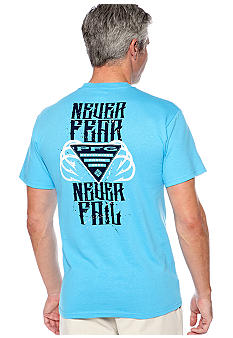 Columbia PFG Hard To Fear Short Sleeve Tee