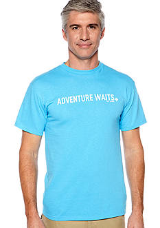 Columbia™ Adventure Never Waits Short Sleeve Tee
