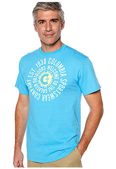 Columbia CS Coolest Cool Short Sleeve Tee