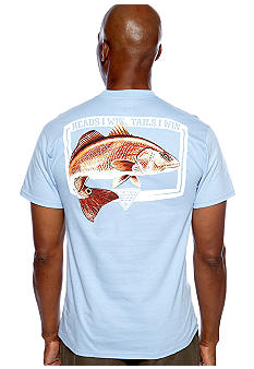 Columbia™ PFG Heads And Tails Tee